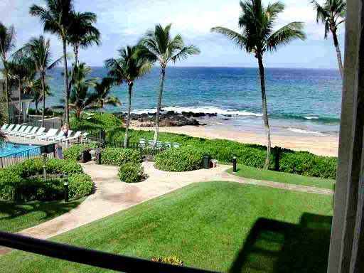 Polo Beach #302 Lanai View